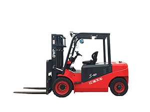 Electric Forklift(4-6T Four Wheel Forklift, S Series)